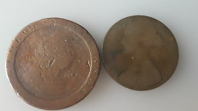 1797 George Iii Copper Cartwheel One Penny Coin