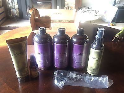 Wen XLG 4pc Kit Lavender With Extras