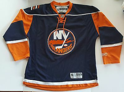 New York Islanders Jersey, Reebok Size XL, Excellent Condition, NHL
