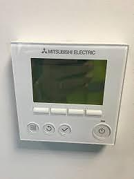 Mitsubishi Electric PAR-31MAA[-J] hard wired control remote