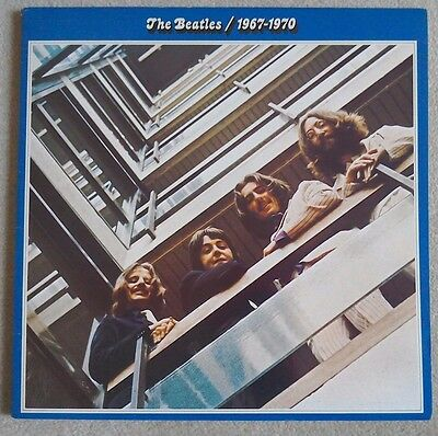 The Beatles 1967-1970 2 record Vinyl LP PCSP 718