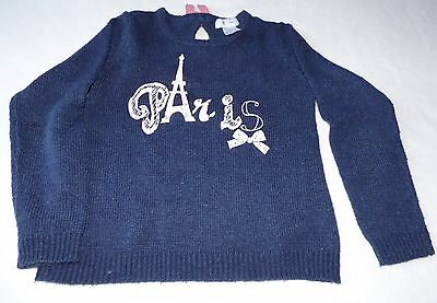 pull fille 8Ans