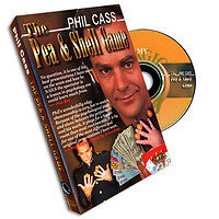 The Pea & Shell Game - Phil Cass ( DVD)