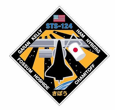 STS-53 NASA Discovery Autocollant M597 programme spatial