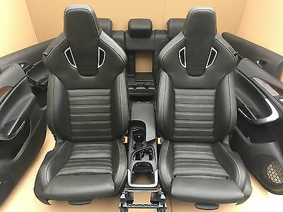 Orig. Opel Insignia OPC Recaro Exclusive Lederausstattung Leder Leather Seats