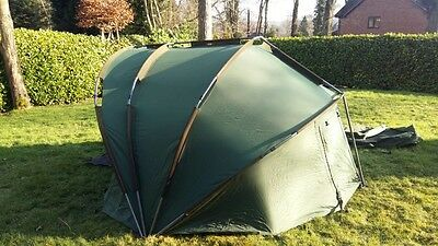 NASH double top profesional bivvy mk2 with wrap