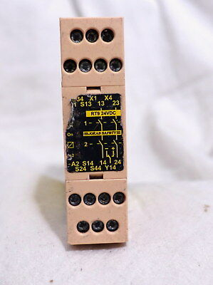 Jokab Safety Relay Rt9-24Vdc