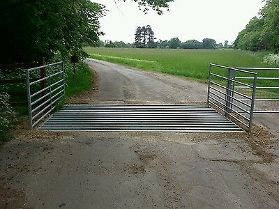 Cattle grid galvanized 12' X 8', NOW IN STOCK!!