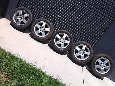Toyota Camry / Corolla Alloy wheels & Tyres 205 60 16 Inch
