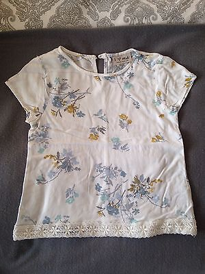 Next Girls 5 Years Floral Top