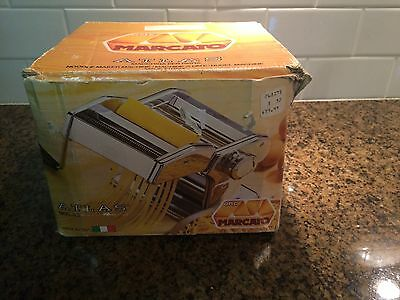 Marcato Atlas Model 150 Pasta Noodle Maker Machine