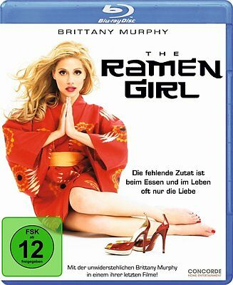 The Ramen Girl (2008) Brittany Murphy Blu-Ray Import NEW (USA Compatible)