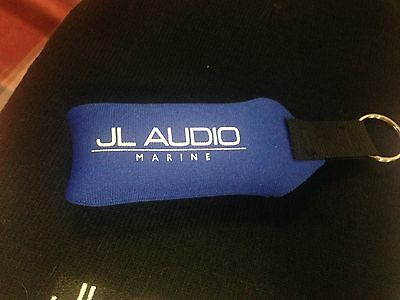 JL Audio Marine floating key chain key ring holder  NEW