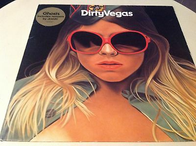 """Dirty vegas ghosts 12"""" record"""