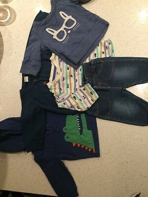 Boys Bundle 3-6 Months Baby Gap And Others