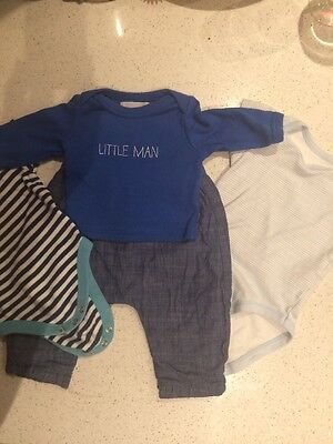 Boys Bundle 6-9 Months Next Brand Included
