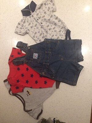 Boys Bundle 9 Months USA Brand And Mothercare Included
