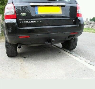 land rover freelander 2 tow bar and electrics