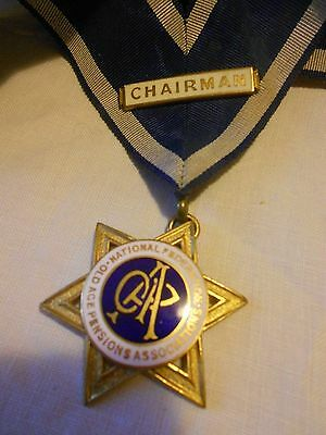 Vintage Medal/Badge - Made by Masonic jeweller L Simpson of London