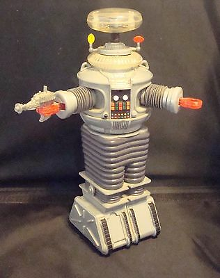 "Vintage 1997 '60s TV Show 'Lost in Space' - Robot B-9 12"" Tall By Trendmasters!"