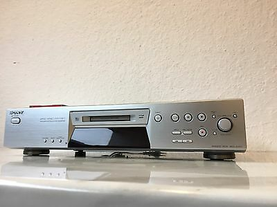 SONY MINI DISC DECK - MDS-JE480 + 2 MD Disc