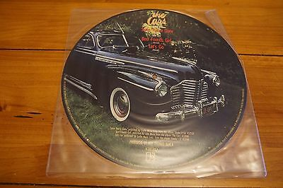 The Cars Since You're Gone 12'' Picture Disc Single Vinyl
