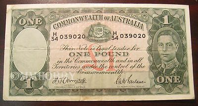 Commonwealth of Australia 1 Pound  Armitage / McFarlane