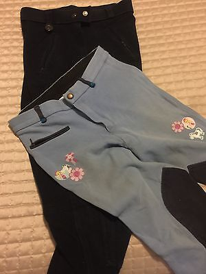 girls jodphurs Size 14 Child's Or Small 8 Ladies