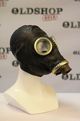 WW2 Gas Mask GP-5 only  BLACK Soviet Russian NEW Vintage FUNY GIFT