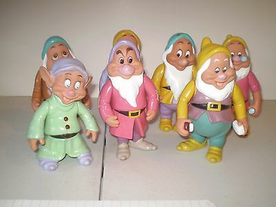 Great Set of Snow White's 7 Dwarves