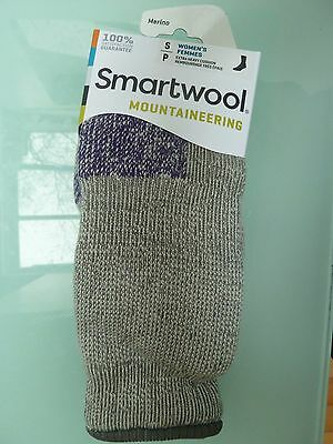 Smartwool Extra Heavy Mountaineering Socks Womens Small 2-4.5  BNWT