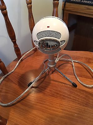 Blue Snowball Ice High Quality USB Microphone