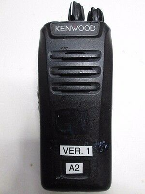 "Kenwood NX-340UK (version 1) UHF 5w/16ch  ""USED"" - A2"