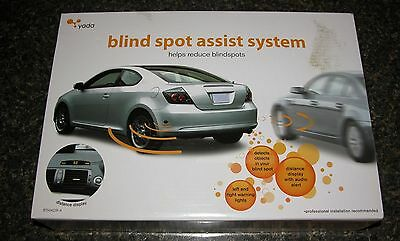 Car SUV Blind Spot Assist Detection System Monitor System Universal Detection