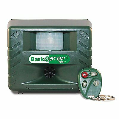 Bark Stop Pro ✧ Bark Free Dog Silence Animal Pest Cat Repeller Ultrasonic HR1364