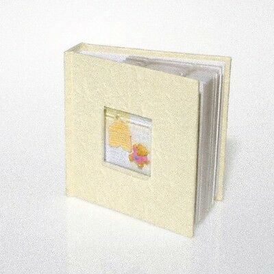 Baby Shower Boy Girl Yellow New Born 100 Pic Photo Album Teddy 6x4inch Gift