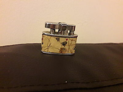vintage Rolstar Lady petrol lighter 1960