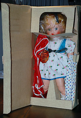 Vintage Dress Me Doll All Rubber Body Mint Mib W Clothes De Luxe Toys Creation