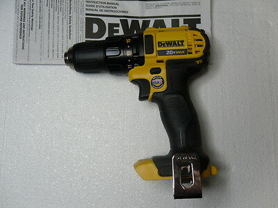 DEWALT DCD780 20-Volt Max Lithium-Ion Compact Drill Driver (Tool Only)