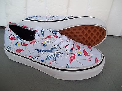 Nwt Vans Boys/girls/youth Authentic Sneakers/shoes Size 13.brand New For 2017.