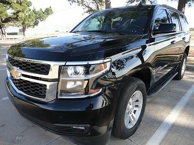2016 Chevrolet Tahoe  2016 Chevy Tahoe LT, Very Low Miles,Lux Pkg, Blind Zone, Collision, More