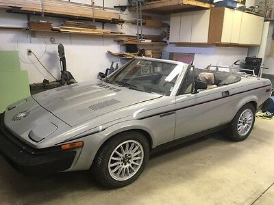 1981 Triumph Other  1981 Triumph TR7 Convertible, Fuel Injected