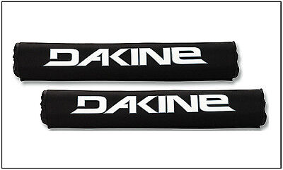 DAKINE ROOF RACK PADS, Round Padded Crossbar Rack Pads, Board Transport, 2 Pads