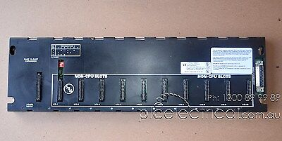 GE Fanuc 90/30 Series IC693CHS392H Expansion Chassis. 10 Slot