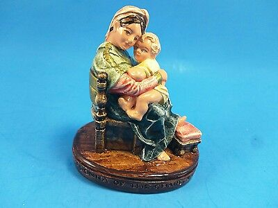 Sebastian Miniatures - Madonna of the Chair - Figurine