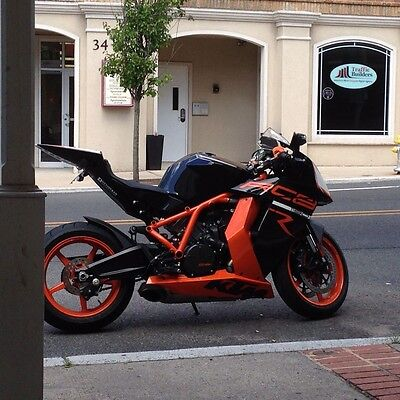 2012 KTM RC8  2012 KTM RC8 with extras
