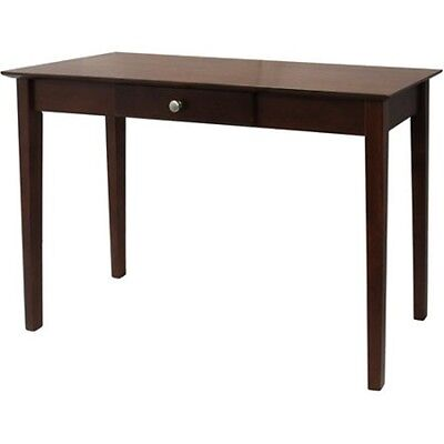 Small Office Desk Home Laptop Workstation Writing Table Computer Wood Furniture