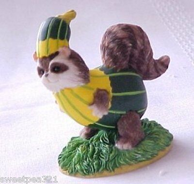 Charming Tails Reginald's Gourd Costume ~ Raccoon [Retired]
