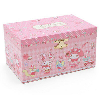 My Melody 'Parade' Musical 2 Tiered Jewellery Box