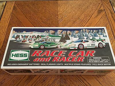 Hess Truck 2009 Race Car and Racer